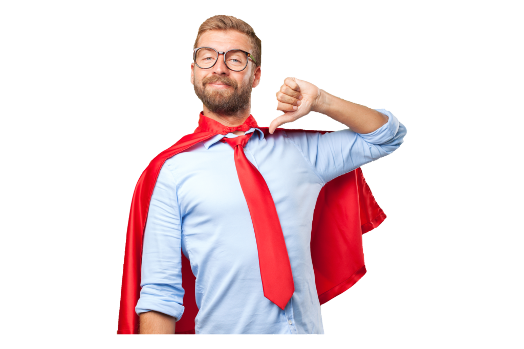 Extraordiweb | web hero proud