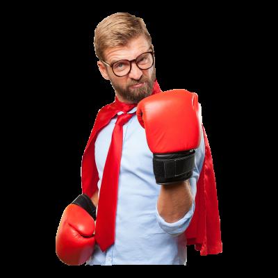 Extraordiweb | web hero punch